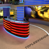 Flexible LED Strip Use in Studio of Phoenix