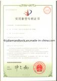 diamond tool patent 16