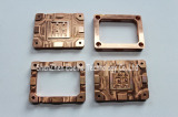 Customized Brass Precision CNC Machining Non-Standard