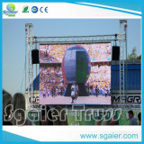 LED screen truss goal post truss for LED display
