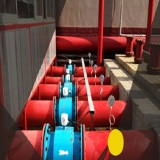 Application of electromagnetic flowmeter