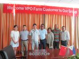 Philippines Customer Visiting