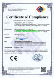 Certificates for LED Highbay Light