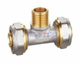 Screw Fitting For Multilayer Pipe