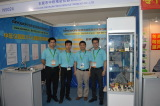 The Exhibition of Lijia International Machinery 2014