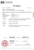 pvc badge REACH certificate