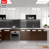 Modern Residential Project Solution--Kitchen