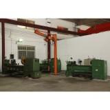 Motor lathe machine