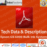 Tech.Data and Manual for Epson GS6000 bulk ink system