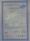 CE Certificate for LED Recessed Ceiling light