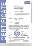 CE Cerificate