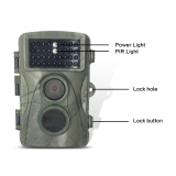 5 Mega Pixels Digital Hunter Camera (SHJ-H3)