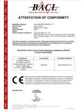 vehicle tracker CE certificate