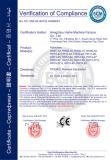 CE certificate for Retort (Autoclave)