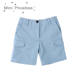 100% Cotton Kids Wear Clothes Clothing Boy Shorts