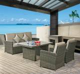 2015 New Design Outdoor Furniture Sofa Set (LN-2016)