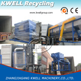PE film recycling machine shipping to Hungary