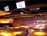 boutique restaurant bowling alley