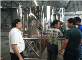 Spray dryer for drying metal powder