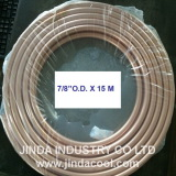 "7/8"" Pancake Coil Copper Tube"