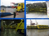 Delivery and Transport of Trucks