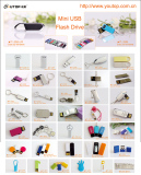 Mini USB Flash Drive 1