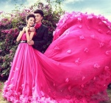 Customized Wedding Photos Shoot Dresses Prom Party Celebrity Dresses Gowns Supplier from China