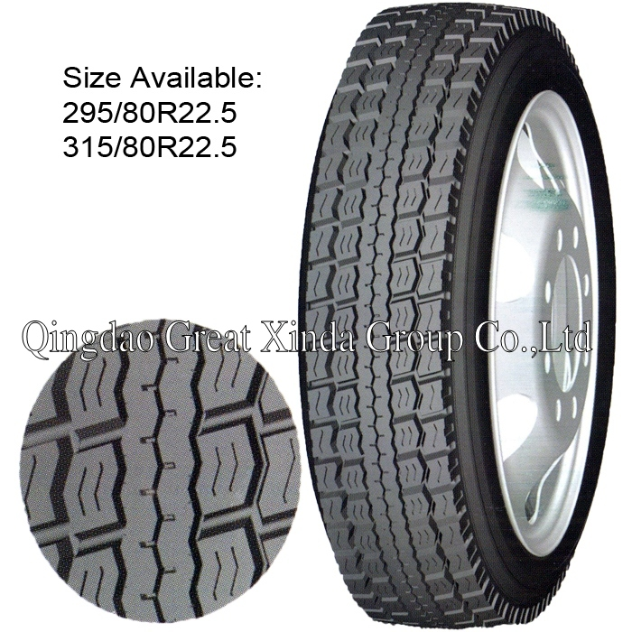 Truck Tyre Pattern No. ST967