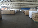 The finished product warehouse1