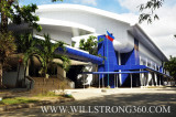 Mindanao science and technology university gymnasium,Philippine