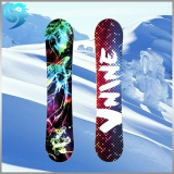 professional manufacturer printed design custom snowboard