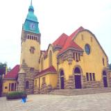 The Protestant Church of Jiangsu Road in Qingdao