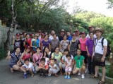 Trip in Mount Putuo 2011