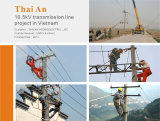 Thai An 10.5kV transmission line project