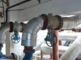 Segment ball valve installed at alumina refinery
