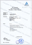 EN ISO 13485 Quality Management System Certificates