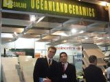 FEICON BATIMAT Fair in Sao Paulo, Brazil