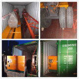 Packing Details For Mobile Tower Crane