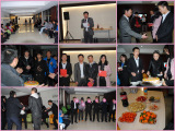 Liben Held a Birthday Party for Staff Whose Birthday Is in December