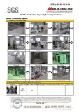 Heat Press Process of Xinhong (Audited by SGS)