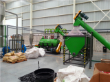 MOOGE PET RECYCLING LINE IN MEXICO