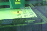 NC laser cutting machine FLAMEMAX