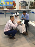 Our customer in Big Five Dubai