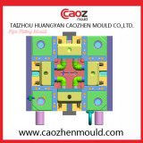 plastic pvc pipe fitting mould design from Taizhou Huangyan Caozhen Mould Co.,ltd
