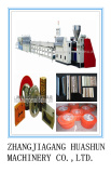 PS picture frame making machine