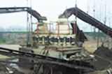 Cone crusher promoting the development of production line