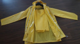 New design PVC raincoat