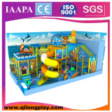 Popular Ocean Theme Kids Indoor Playground