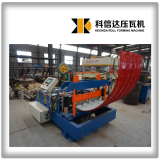 KXD Roofing tile curving machine