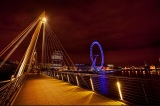 The Golden Jubilee Bridge